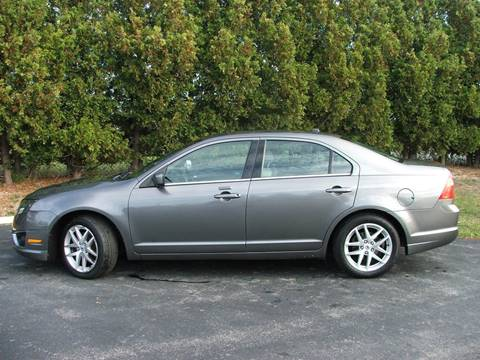 2010 Ford Fusion for sale in Traverse City, MI