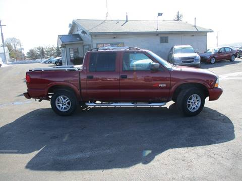 2003 GMC Sonoma for sale in Traverse City, MI