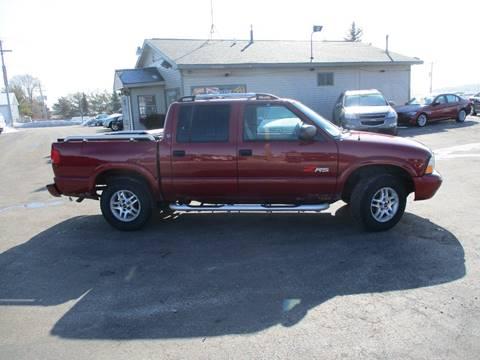 2003 GMC Sonoma for sale in Traverse City, MI