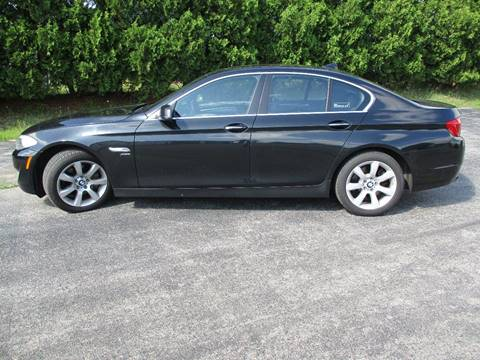 2011 Bmw 5 Series For Sale In Traverse City Mi