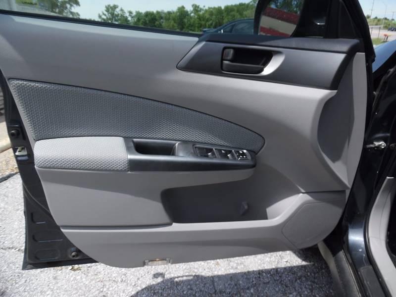 2011 Subaru Forester AWD 2.5X 4dr Wagon 4A - Springfield NE