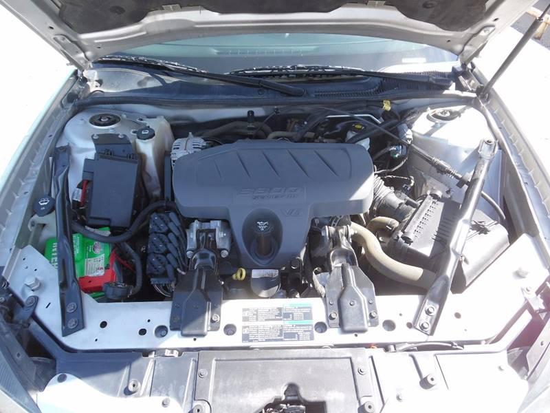 2007 Pontiac Grand Prix 4dr Sedan - Springfield NE