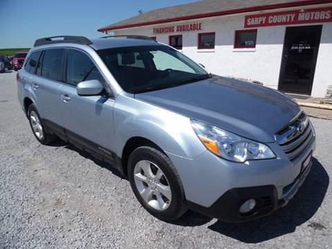 2014 Subaru Outback for sale in Springfield, NE