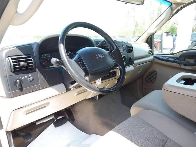 2007 Ford F-250 Super Duty XLT 4dr Crew Cab 4WD SB - Springfield NE