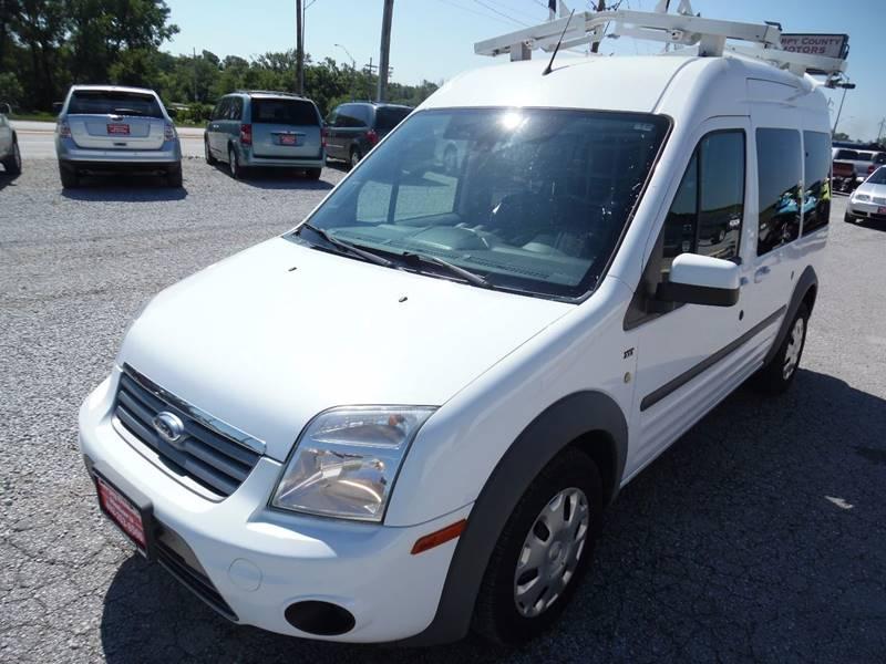 2011 Ford Transit Connect Wagon XLT Premium 4dr Mini-Van - Springfield NE