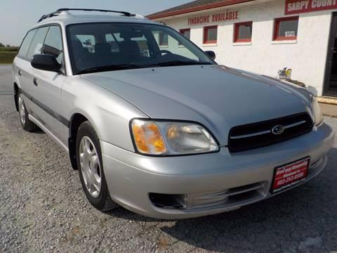 2002 Subaru Legacy for sale in Springfield, NE