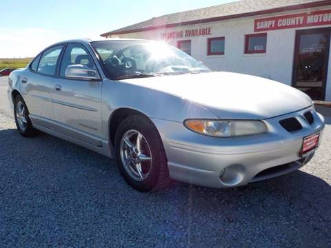 2001 Pontiac Grand Prix for sale in Springfield, NE