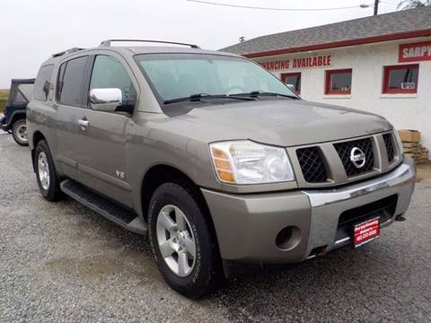 2006 Nissan Armada for sale in Springfield, NE