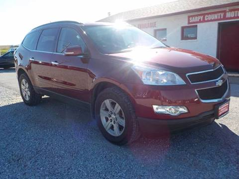 2010 Chevrolet Traverse for sale in Springfield, NE