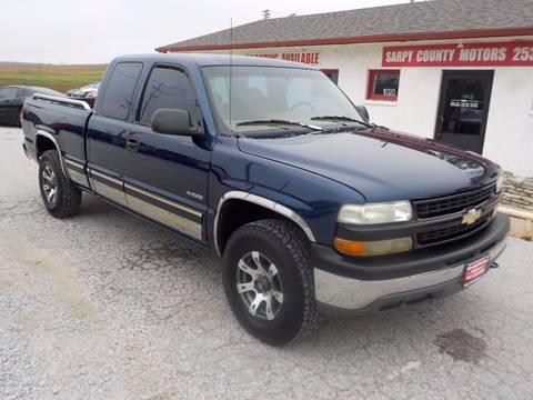 1999 Chevrolet Silverado 1500 for sale in Springfield, NE