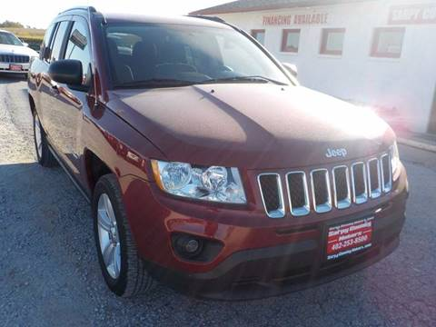 2012 Jeep Compass for sale in Springfield, NE