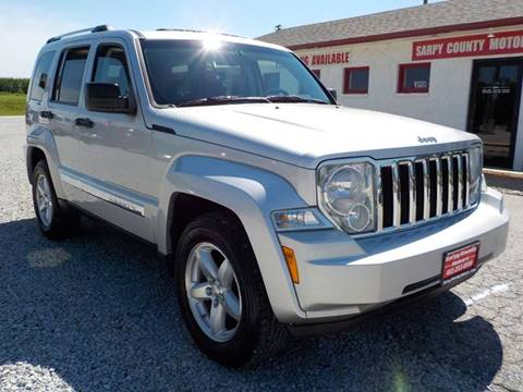 2008 Jeep Liberty for sale in Springfield, NE
