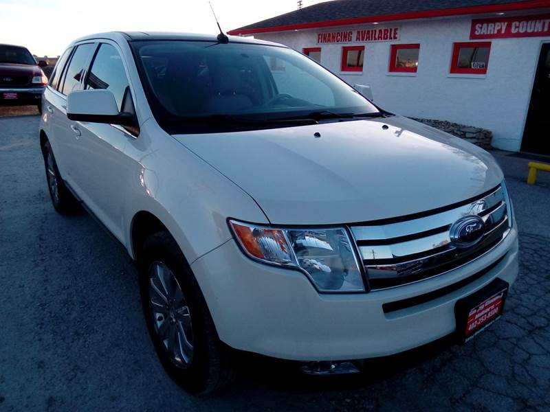 Ford Edge Awd Limited Dr Crossover Springfield Ne