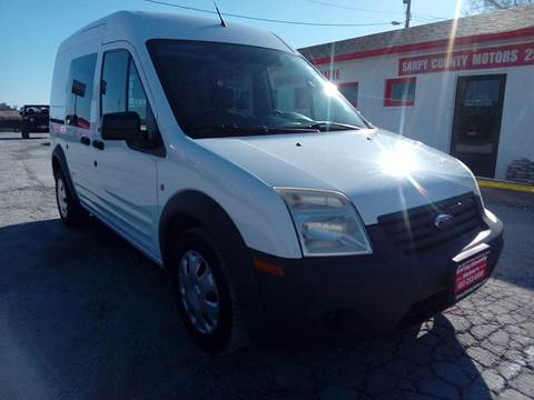 2012 Ford Transit Connect for sale in Springfield, NE