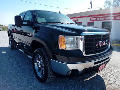 2009 GMC Sierra 2500HD for sale in Springfield, NE