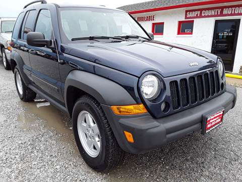2007 Jeep Liberty for sale in Springfield, NE