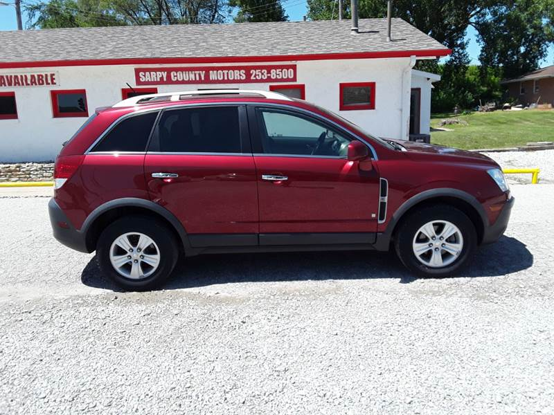 2008 Saturn Vue XE 4dr SUV In Springfield NE - Sarpy County