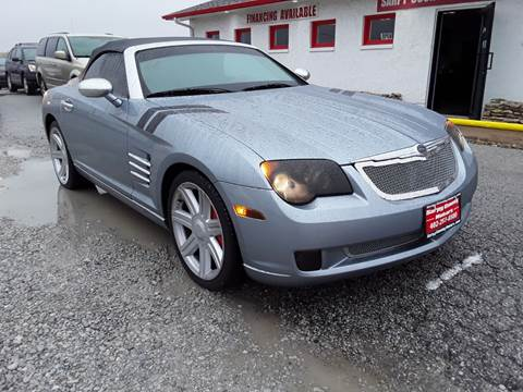 2005 Chrysler Crossfire for sale in Springfield, NE