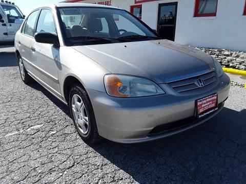 2001 Honda Civic for sale in Springfield, NE