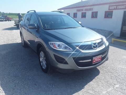 2010 Mazda CX-9 for sale at Sarpy County Motors in Springfield NE