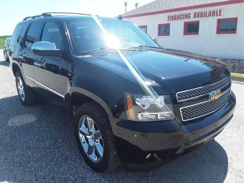 2011 Chevrolet Tahoe for sale at Sarpy County Motors in Springfield NE