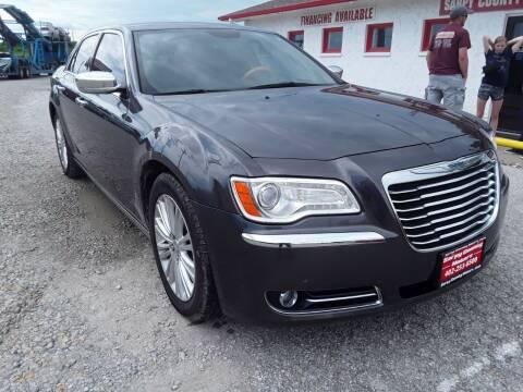 2013 Chrysler 300 for sale at Sarpy County Motors in Springfield NE