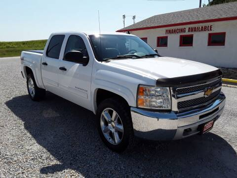 2013 Chevrolet Silverado 1500 for sale at Sarpy County Motors in Springfield NE
