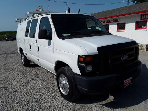 2012 Ford E-Series Cargo for sale at Sarpy County Motors in Springfield NE
