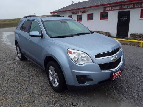 2014 Chevrolet Equinox for sale at Sarpy County Motors in Springfield NE