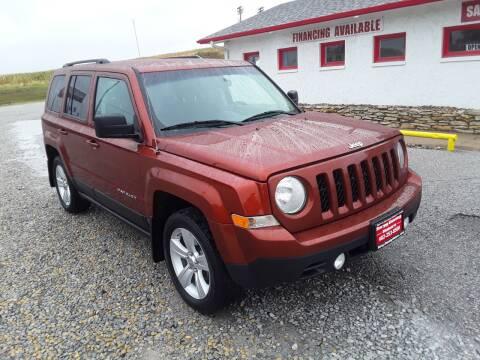 2012 Jeep Patriot for sale at Sarpy County Motors in Springfield NE