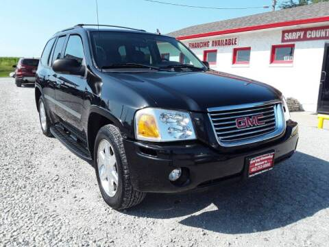 2008 GMC Envoy for sale at Sarpy County Motors in Springfield NE