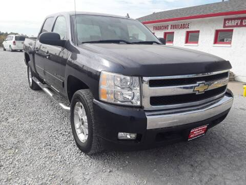 2008 Chevrolet Silverado 1500 for sale at Sarpy County Motors in Springfield NE