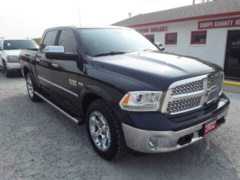 2013 RAM Ram Pickup 1500 for sale at Sarpy County Motors in Springfield NE