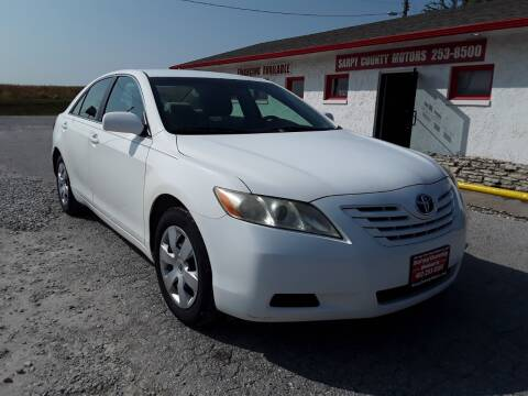 2007 Toyota Camry for sale at Sarpy County Motors in Springfield NE