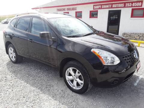 2008 Nissan Rogue for sale at Sarpy County Motors in Springfield NE