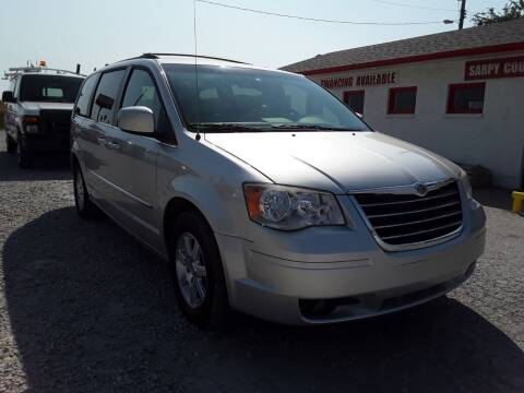 2009 Chrysler Town and Country for sale at Sarpy County Motors in Springfield NE