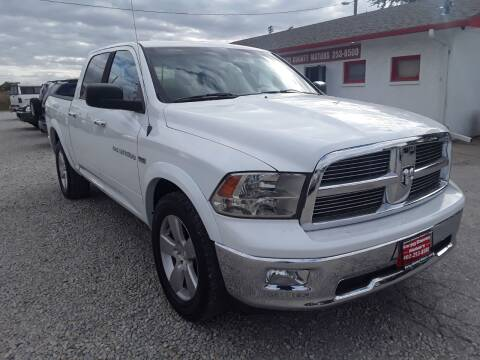 2012 RAM Ram Pickup 1500 for sale at Sarpy County Motors in Springfield NE
