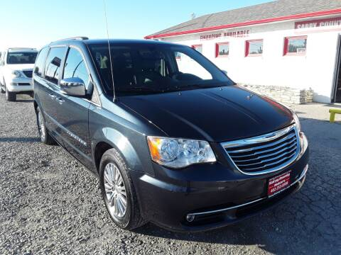 2014 Chrysler Town and Country for sale at Sarpy County Motors in Springfield NE