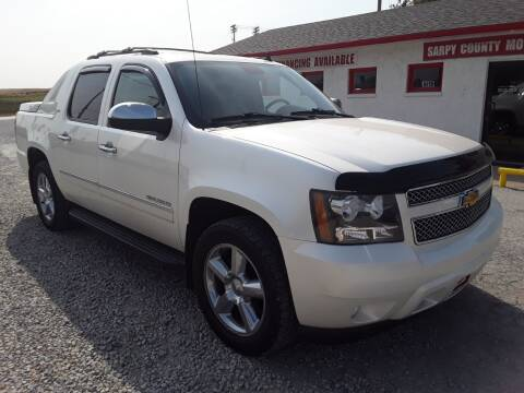 2011 Chevrolet Avalanche for sale at Sarpy County Motors in Springfield NE