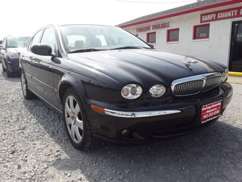2005 Jaguar X-Type for sale at Sarpy County Motors in Springfield NE