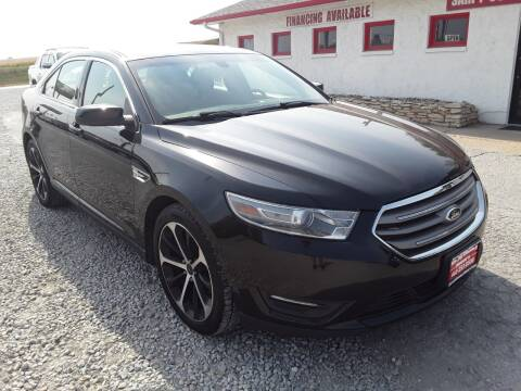 2014 Ford Taurus for sale at Sarpy County Motors in Springfield NE