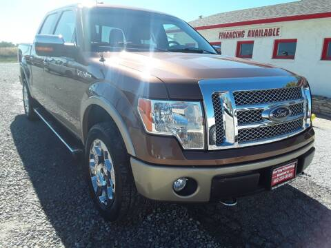 2012 Ford F-150 for sale at Sarpy County Motors in Springfield NE