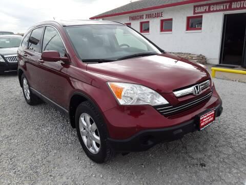 2007 Honda CR-V for sale at Sarpy County Motors in Springfield NE