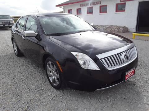 2010 Mercury Milan for sale at Sarpy County Motors in Springfield NE