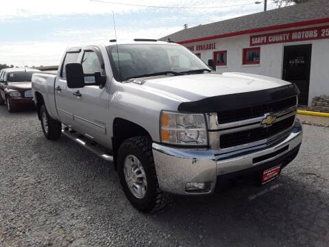 2010 Chevrolet Silverado 2500HD for sale at Sarpy County Motors in Springfield NE