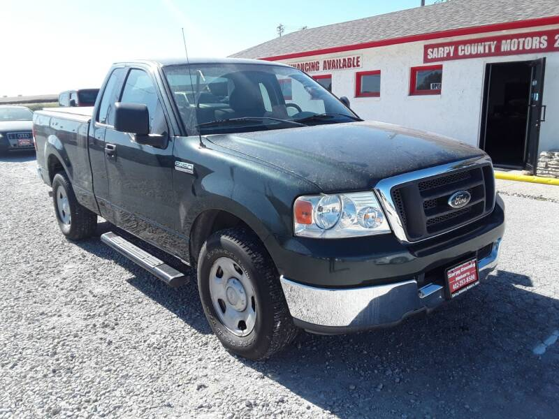 2004 Ford F-150 for sale at Sarpy County Motors in Springfield NE