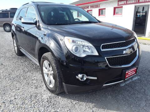 2012 Chevrolet Equinox for sale at Sarpy County Motors in Springfield NE
