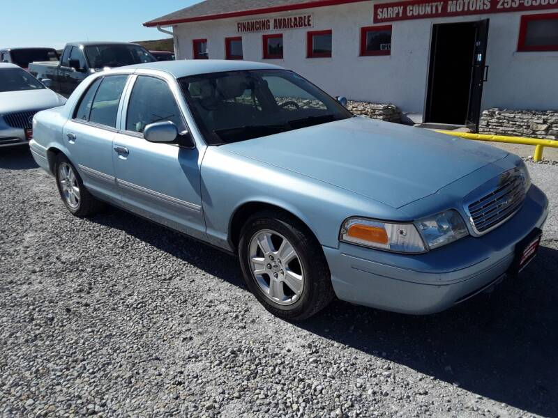 2011 Ford Crown Victoria for sale at Sarpy County Motors in Springfield NE