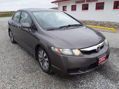 2010 Honda Civic for sale at Sarpy County Motors in Springfield NE