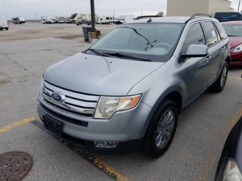 2007 Ford Edge for sale at Sarpy County Motors in Springfield NE